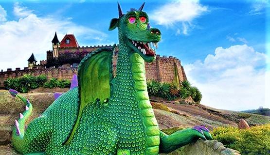 My Dragon, TheTrilogy.