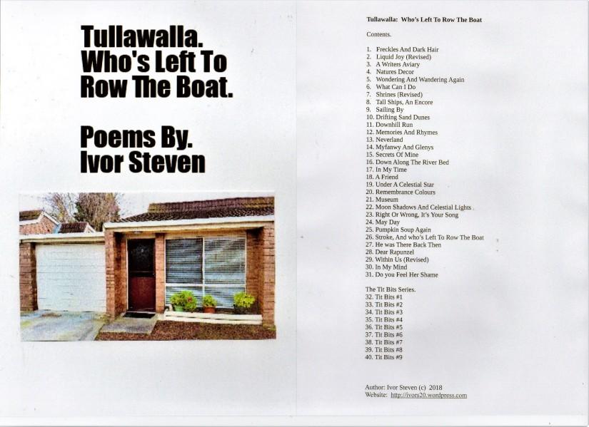 Tullawalla: Booklet #4