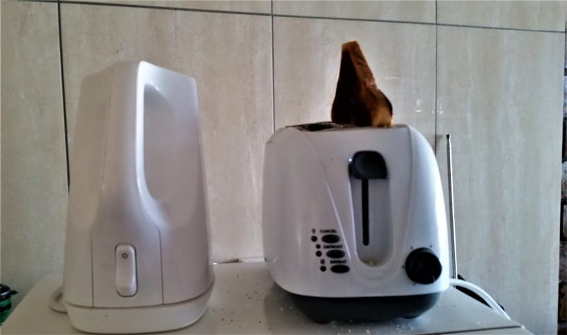 Burnt Toast And A ColdShower