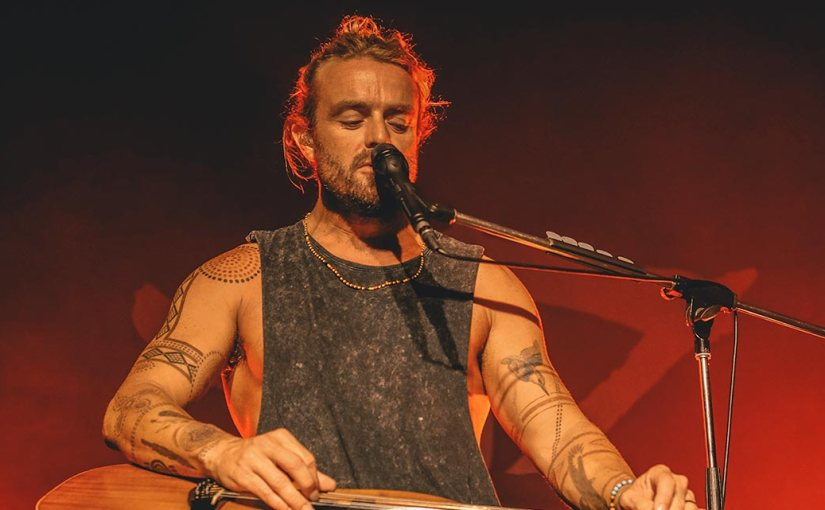 Thursday, More Music By Xavier Rudd