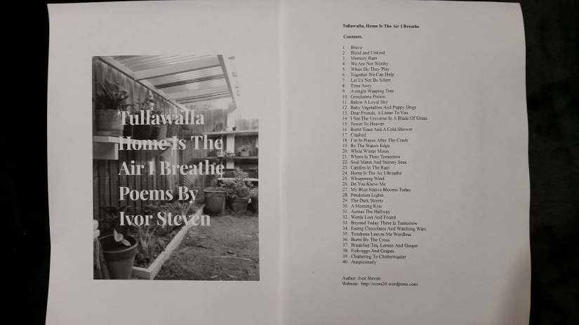 Tullawalla: Booklet #5