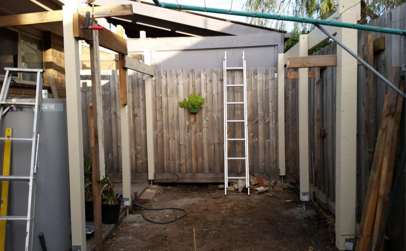 My Courtyard Fence