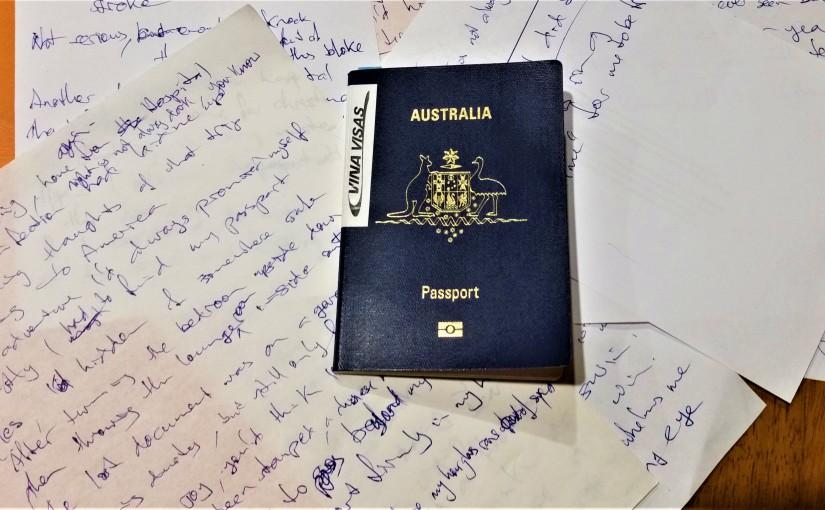 Dusty Passport
