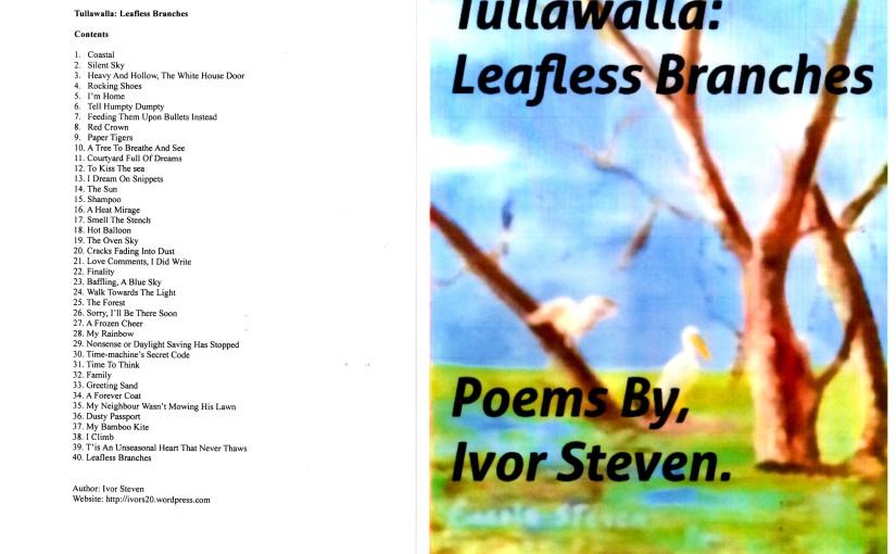 Tullawalla: Booklet #9
