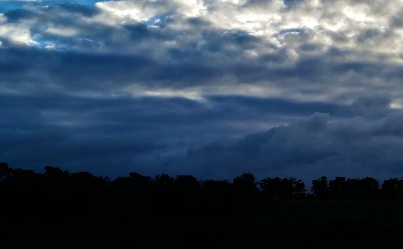Sundown's Flight
