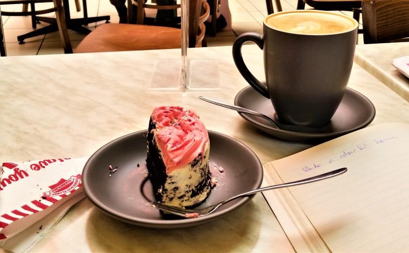 Chocolate And StrawberryCake