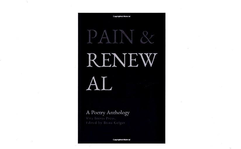 Pain and Renewal, A Poetry Anthology, Edited by Brian Geiger, of the Vita Brevis Magazine. An Article by Ivor Steven