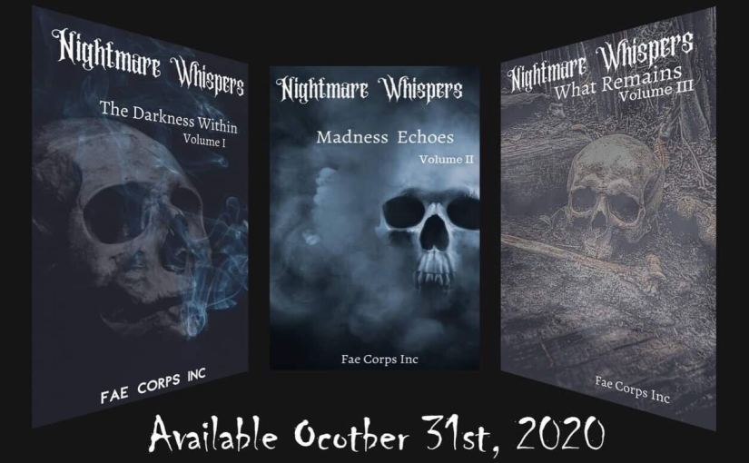 Nightmare Whispers, Preorder Now ..
