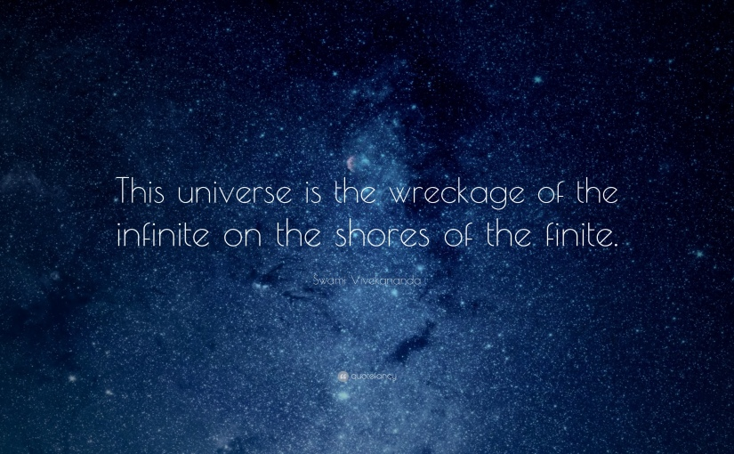 A Finite in the Infinite