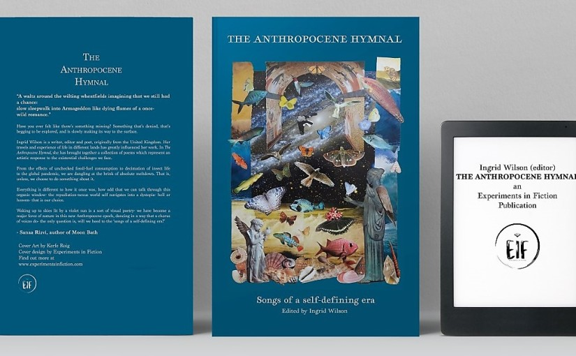 The Anthropocene Hymnal: Publication Dateannounced!