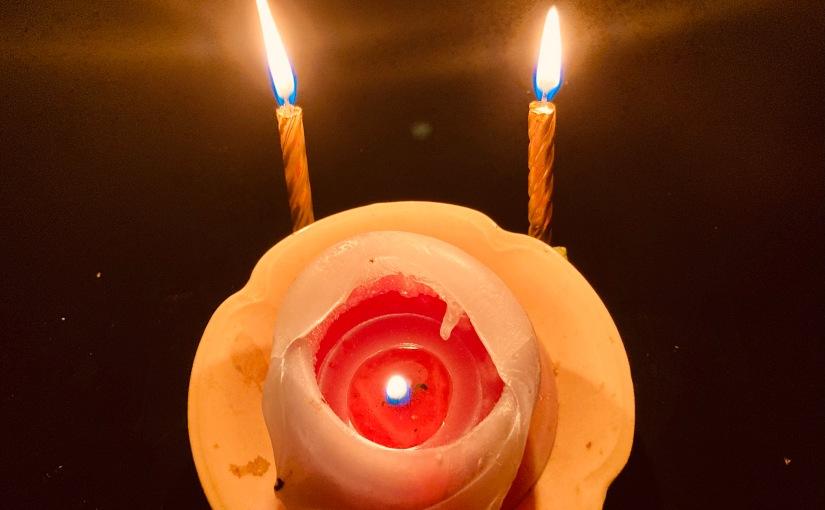 Candles (a Haiku)